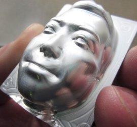ヒロセ金型 顔金型