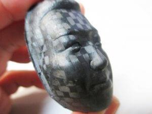 ヒロセ金型 CFRP顔型試作