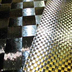 ヒロセ金型 開繊維サンプル
