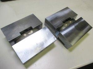 ヒロセ金型 インデックスチャック フォーカート 特別仕様 ツメ