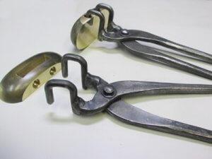 ヒロセ金型 磨き用挟み 冶具