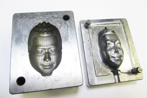 ヒロセ金型 鍛造型製作 3Dスキャンデータから金型製作