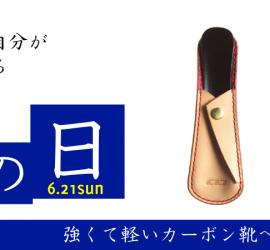 ヒロセ金型 カーボン靴べら魁シリーズ