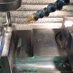 koyo HSR 350 加工用ツメ切削加工(マシニング用チャック、フォーカート等加工用のツメ製作)