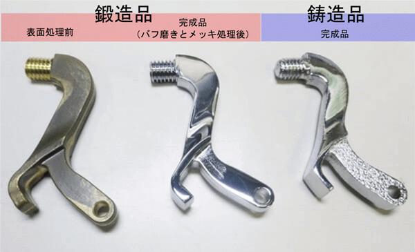 ヒロセ金型 鍛造品